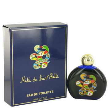 NIKI DE SAINT PHALLE by Niki de Saint Phalle Eau De Toilette Spray 2 oz