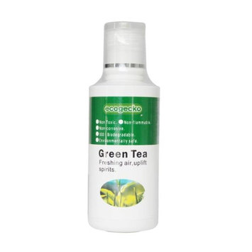 Unilution Inc EcoGecko Therapeutic Air Refreshing Deodorizer Green Tea Fragrant Aroma Oil (100 ml) for Water Based Air Purifier Revitalizer