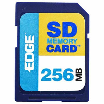 Edge Memory Edge 256MB Secure Digital Card PE189402