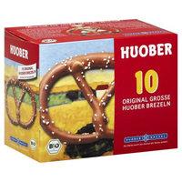 Huober Brezel German Pretzels, Large, 7 Oz