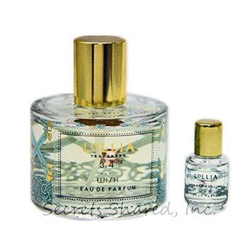 Lollia Wish Eau de Parfum with Little Luxe Gift Set