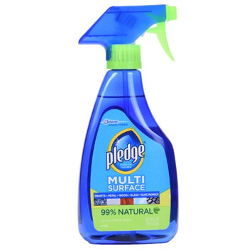 Pledge Dusting Supplies 16 oz. Clean Citrus Scent Trigger Multi-Surface All-Purpose Cleaner (6-Pack) 70312