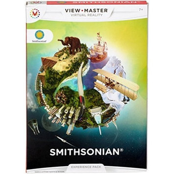Mattel VIEW-MASTER EXPERIENCE PACK SMITHSONIAN