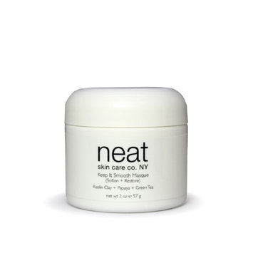 Neat Skin Care Co. Ny Keep It Smooth Masque (Soften + Restore)