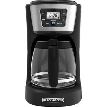 Spectrum Brands Black & Decker 12-Cup Programmable Coffee Maker, CM2030B
