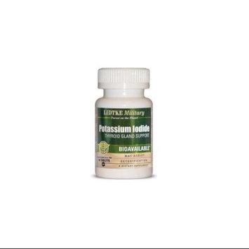 Potassium Iodide LIDTKE Military 90 Tabs