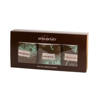 Bebe au Lait Burp Cloth - 3-Pack - Mint Chocolate