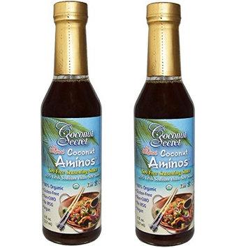 Coconut Secret Organic Raw Cocoonut Nectar, 12 oz