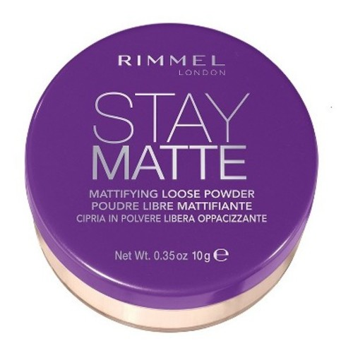 Rimmel Stay Matte Loose Powder Transparent - 0.35oz