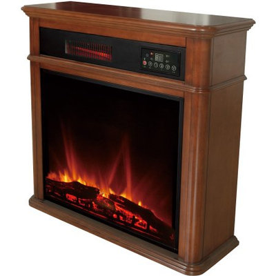 Hearth Trends Dayton Infrared Fireplace