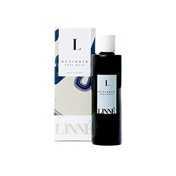 Activate Body Wash 8 oz by LINNE