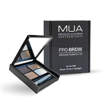 MUA Pro-Brow Ultimate Eyebrow Kit by MUA Make Up Academy
