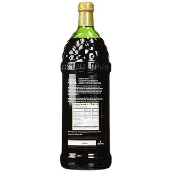 The Original Authentic TAHITIAN NONI ® Juice by Morinda (Four 1 Liter Bottles per Case) - 4PK
