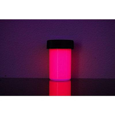 DirectGlow 3/4oz UV Blacklight Reactive Fluorescent Acrylic Paints