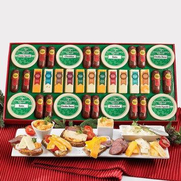 Bountiful Grand/Wisconsin Buffet [Cheddar,Swiss,Summer,Colby,Monterey Jack,Garlic]