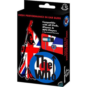 Section 8 The Who Earphones in Tribute Packaging