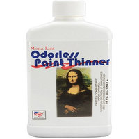 Mona Lisa Odorless Paint Thinner-16 Ounces