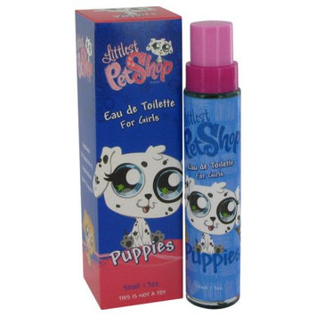Littlest Pet Shop Puppies Edt Spray 1.7 Oz