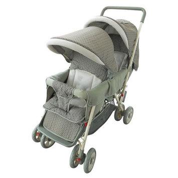 Deluxe Double Stroller