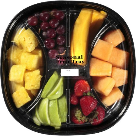 Walmart Stores Inc Walmart Medium Fruit Tray, 32 oz