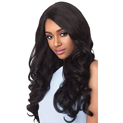 Outre Synthetic Lace Front Wig L Part Stunna