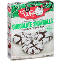 Duff Goldman Chocolate Snowballs Premium Cookie Mix, 22 oz