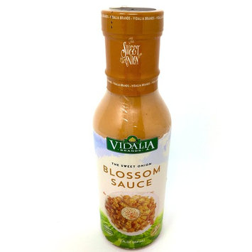 Vidalia Brands Blossom Sauce New All Natural Recipe! - For Dipping Onion Rings, Chicken Fingers, Fried Mushrooms