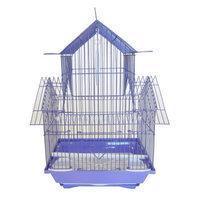 Yml Group YML Pagoda Flat Bird Cage Purple