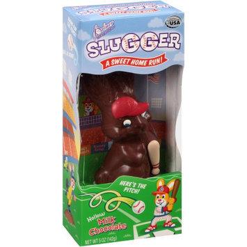 Palmer Slugger Hollow Bunny Milk Chocolate Easter Bunny, 5 oz