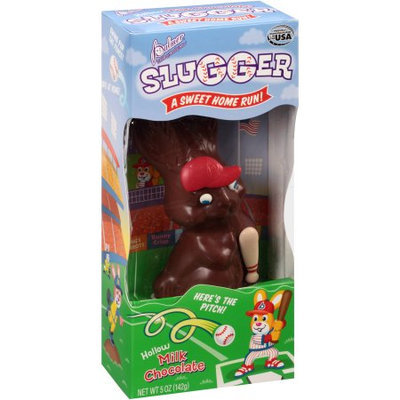 Palmer Slugger Hollow Bunny Milk Chocolate Easter Bunny, 5 oz