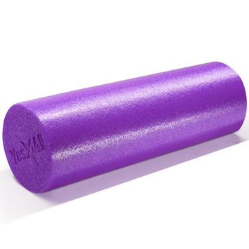 Yes4All Premium PE Foam Roller 18 inch