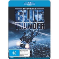 Alliance Entertainment Llc Blue Thunder: Special Edition (blu-ray Disc) (special Edition)