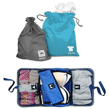 Wash 'n Wear Travel Bags and Intimates Travel Bag Combo