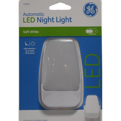 General Electric GE Automatic LED Night Light