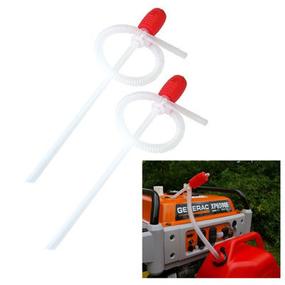 Atb 2 Super Siphon Pump Hand Pump Quick Release Hose Gas Water Deisel Fluids 60cm
