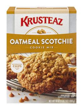 Krusteaz Cookie Mix Oatmeal Scotchie