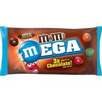 M & M's MEGA Milk Chocolate Candy, 10.20 Oz