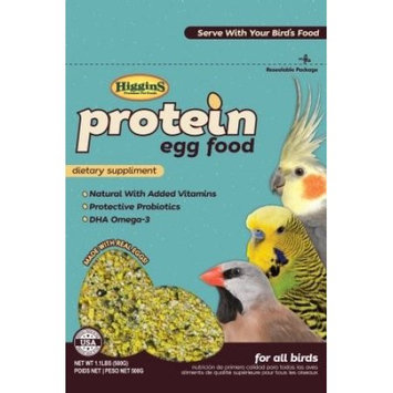 Animal Supply Company HS32356 Protein Egg Food 1.1 lbs.