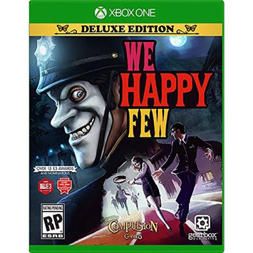 Gearbox Publishing Llc We Happy Few XBox One [XB1] (Deluxe Edition)