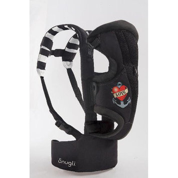 Evenflo Front and Back Snugli Soft Carrier, Love Tattoo (Discontinued by Manufacturer)
