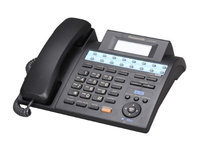 PANASONIC KX-TS4200B 4-LINE CORDED PHONE SYSTEM