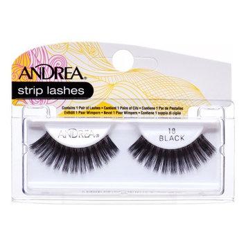 Andrea False Eyelashes, Style 18, Black
