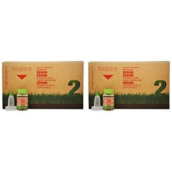 Salerm Biokera Natura Scalp Therapy Intensive Serum 6 x 0.34oz
