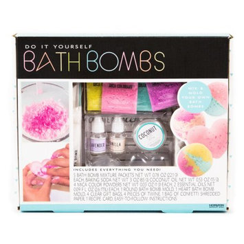Horizon Group, Usa Do It Yourself Bath Bombs Kit by Horizon Group USA