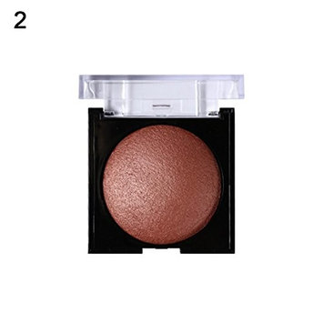 dds5391 25g Beginner Face Blush Powder Cheek Beauty Party Daily Makeup Cosmetic Tool