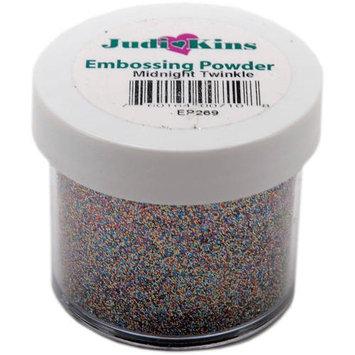 Judikins Embossing Powder 2 Ounces-Midnight Twinkle
