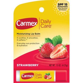 Carma Laboratories Inc Carmex Daily Care Stick Strawberry SPF 15 .15oz