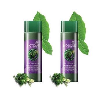 Biotique Bio Watercress Fresh Nourishing Conditioner (120ml) (Pack of 2)