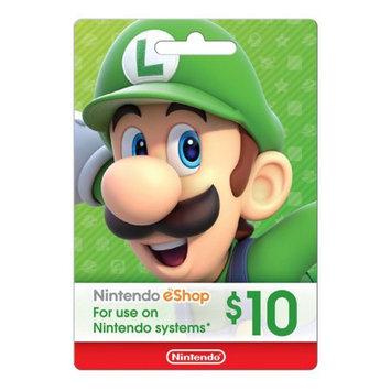 Incomm Nintendo eShop Luigi [$10]