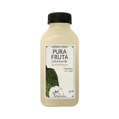 Pura Fruta, Cold-Pressed Graviola / Soursop Juice 12oz., Pack of 6